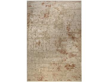 Novel VINTAGE-TEPPICH 120/170 cm Beige, Mehrfarbig , Sand, Beige, Rost, Vintage, 120 cm