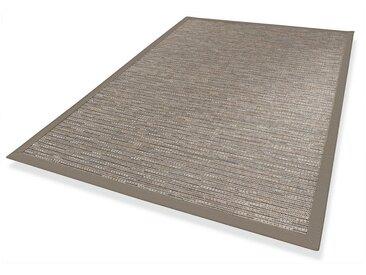 Novel FLACHWEBETEPPICH 200/290 cm Grau , Streifen, 200x290 cm