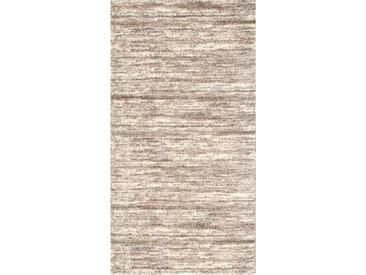 Novel FLACHWEBETEPPICH 160/230 cm Braun , Patchwork, 160x230 cm
