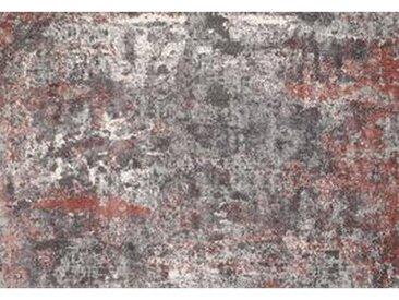 Novel VINTAGE-TEPPICH 80/150 cm Rot , 80x150 cm