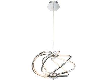XXXLutz LED-HÄNGELEUCHTE , Metall, Kunststoff, 150 cm