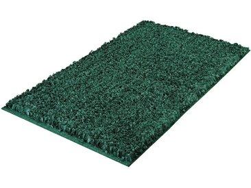 Kleine Wolke BADTEPPICH Grün 60/2/100 cm , 60x2x100 cm