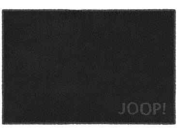 Joop! BADTEPPICH Schwarz 70/120 cm , 70x120 cm