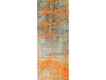 Esposa FUßMATTE 80/200 cm Graphik Grau , 80 cm