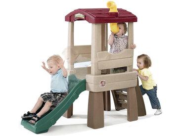 XXXLutz Spielturm Lookout Treehouse , Mehrfarbig, Kunststoff, 63.5x146.1x168.9 cm