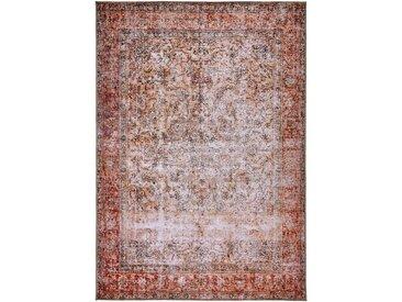 Novel VINTAGE-TEPPICH 160/230 cm Orange , Abstraktes, 160x230 cm