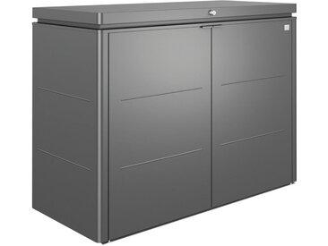 Biohort KISSENBOX, Grau, Metall, 160x118x70 cm