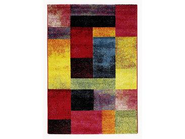 Novel WEBTEPPICH 200/290 cm Mehrfarbig , Mehrfarbig, Abstraktes, 200 cm