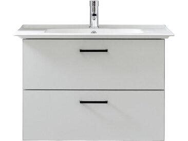 Xora WASCHTISCHKOMBI Weiß , 71x51x43 cm