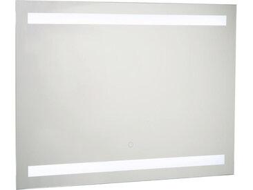 XXXLutz BADEZIMMERSPIEGEL , Glas, 90x70x5 cm