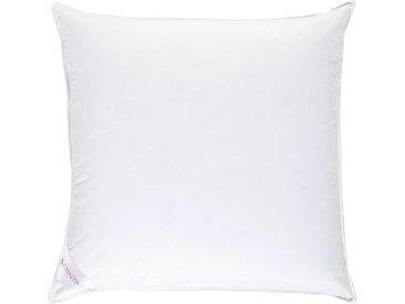 Centa-Star KOPFKISSEN Deluxe 80/80 cm , Weiß, 80 cm