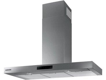 Samsung Dunstabzug NK36M5060SS/UR, Silber, Metall, 90x70.6-114.7x45 cm