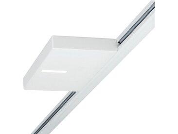 Paulmann Licht URAIL SCHIENENSYSTEM-STRAHLER , Weiß, Metall, 16.5x1.9x9.0 cm