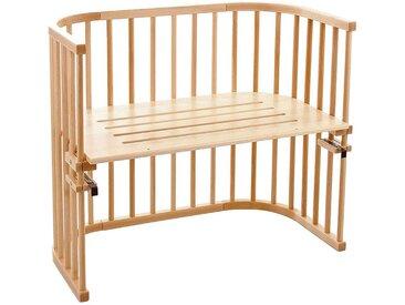 Babybay BEISTELLBETT Babybay Maxi Buche Mehrfarbig , Holz, 94x54x79 cm