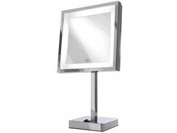 Villeroy & Boch TISCHLEUCHTE, Metall, Glas, 37x21x21 cm
