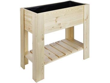 XXXLutz HOCHBEET Holz , Kiefer, 86.8x80x40 cm