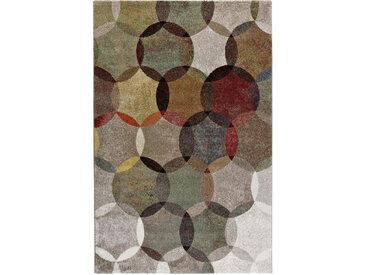 Esprit WEBTEPPICH 160/225 cm Mehrfarbig , Mehrfarbig, Graphik, 160 cm