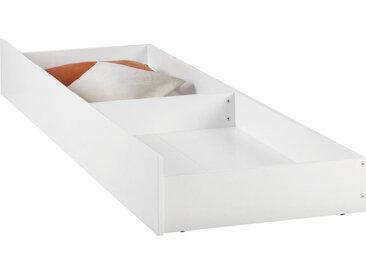 Carryhome BETTKASTEN 199/23/64 cm Weiß , Kunststoff, 199x23x64 cm