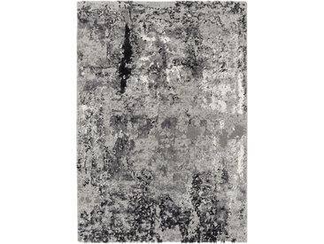 Novel VINTAGE-TEPPICH 240/290 cm Grau, Grau , Uni, 240x290 cm