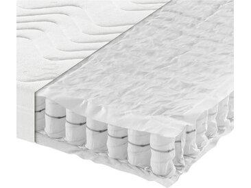 Sleeptex TASCHENFEDERKERNMATRATZE Höhe ca. 16 cm , Weiß, H3=fest ab ca.80kg, 90 cm