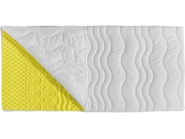 Centa-Star MATRATZENAUFLAGE , Weiß, 90 cm