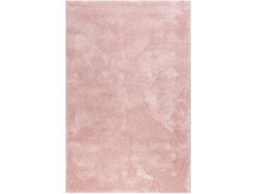 Esprit HOCHFLORTEPPICH 160/230 cm getuftet Rosa , Uni, 160x230 cm