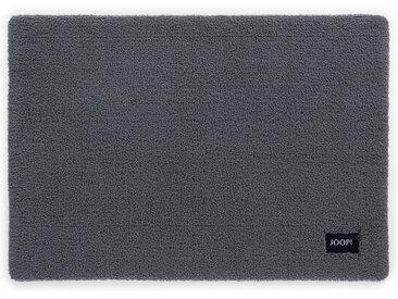 Joop! BADTEPPICH Grau 70/120 cm , Uni, 70x120 cm
