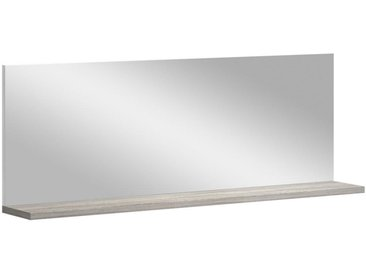 Xora SPIEGEL Braun , Glas, 129x47x20 cm