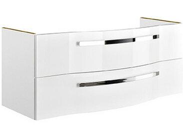 Xora WASCHTISCHUNTERSCHRANK Weiß , 115x48.2x48.1 cm