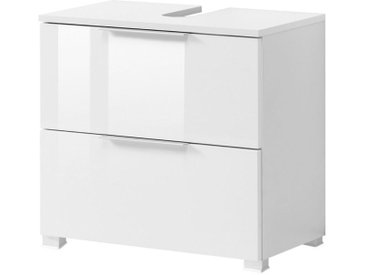 Xora: Unterschrank, Weiß, B/H/T 60 54 35