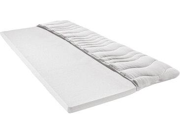 Sleeptex TOPPER Viscoschaumkern , Weiß, 140 cm