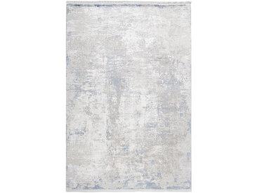 Dieter Knoll VINTAGE-TEPPICH 160/230 cm Blau , Abstraktes, 160 cm