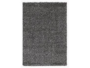 Novel HOCHFLORTEPPICH 240/340 cm Grau, Grau, Grau, Grau , Grau, Silber, Grau, Grau, Uni, 240 cm
