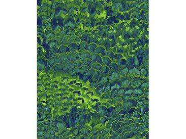 XXXLutz VLIESTAPETE , Grün, Vogel, 200x250 cm