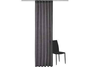 Ambiente FERTIGVORHANG blickdicht 135/245 cm , Grau, 135 cm