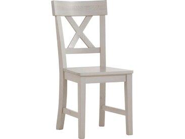 Carryhome: Stuhl, Weiß, B/H/T 43,5 93,5 53