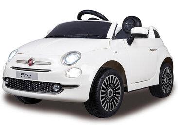 XXXLutz KINDERAUTO JAMARA Fiat 500 , Schwarz, Silber, Weiß, Kunststoff, 65x50 cm