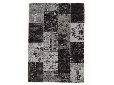 Novel VINTAGE-TEPPICH 170/240 cm Grau , Uni, 170x240 cm
