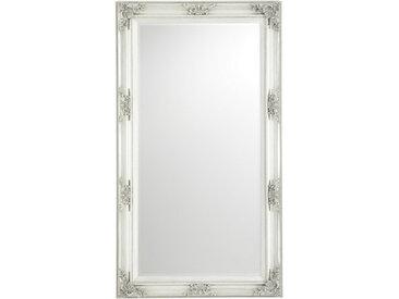 Xora SPIEGEL Paulownia, Tanne Grau , Holz, Glas, massiv, 100x180x7.2 cm