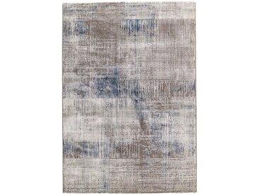 Novel VINTAGE-TEPPICH 133/190 cm Grau , Abstraktes, 133x190 cm