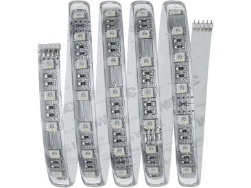 Paulmann LED-STRIP , Silber, Kunststoff, 150x1.25x0.3 cm