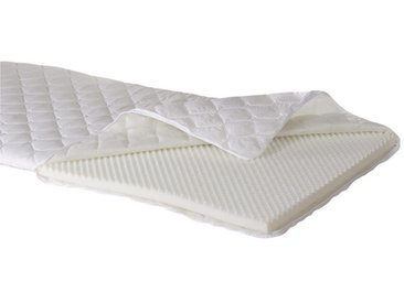 Sleeptex: Topper, Weiß, B/H 90 200