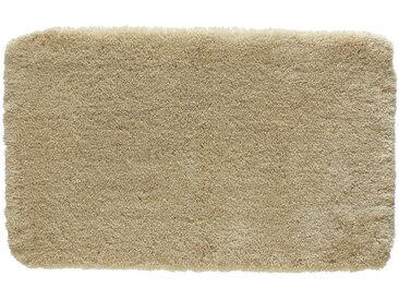 Kleine Wolke BADTEPPICH Gelb 60/100 cm , Uni, 60x100 cm