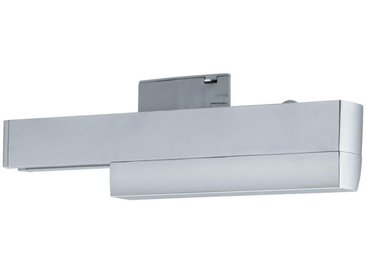 Paulmann Licht SCHIENENSYSTEM-ADAPTER , Chrom, Metall, 16.6x5x2 cm