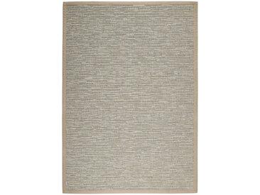 Novel FLACHWEBETEPPICH IN-/ OUTDOOR 160/230 cm Grau , Streifen, 160 cm
