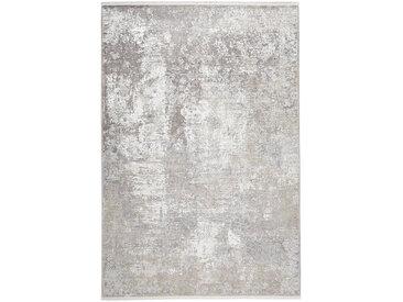 Dieter Knoll LÄUFER 80/300 cm Grau , Abstraktes, 80 cm