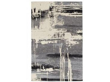 Novel VINTAGE-TEPPICH 200/300 cm Grau , Abstraktes, 200 cm