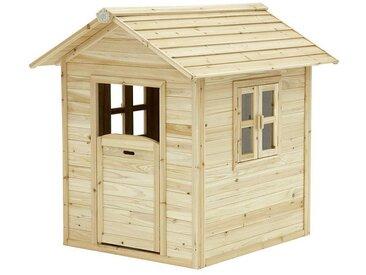 XXXLutz Spielhaus Noa , Mehrfarbig, Holz, Zeder, 94x133x102 cm