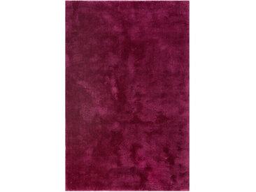 Esprit HOCHFLORTEPPICH 80/150 cm getuftet Lila, Rot , 80 cm