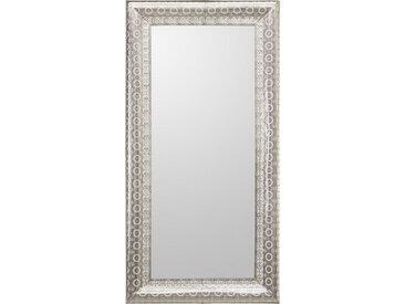 Landscape SPIEGEL Grau , Metall, Glas, 80x160x6 cm